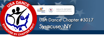 USA Dance (Syracuse DanceSport Social) Chapter #3017